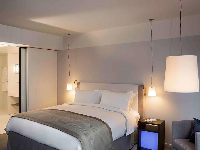 جمال وأناقة فنادق باريس القريبه من الشانزليزيه ومنها  سوفيتل باريس آرك دو تريومف