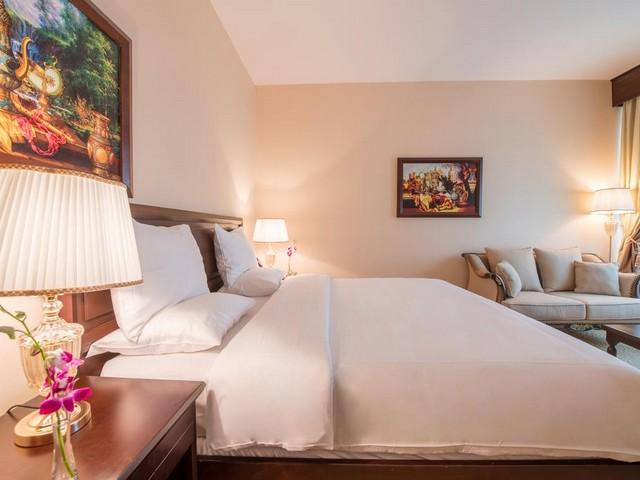 مجموعة من افضل فنادق الرياض رومانسيه بغرف وأجنحة مريحة
