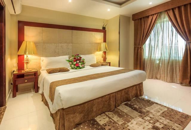 يقدم الفندق افضل شقق فندقيه في الطائف بأكملها تعرف على مزاياها.