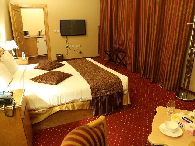 فندق صفوة الامل واحد من  افضل شقق فندقية في الهدا