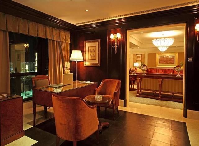 فندق اوبروي المدينة المنورة أحد أرقى وأفخم الفنادق في المدينة المنورة
