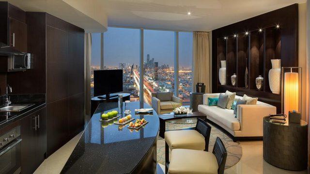 فندق برج رافال الرياض علامة بارزة يُستدل عليها للباحثين عن فنادق حلوه بالرياض