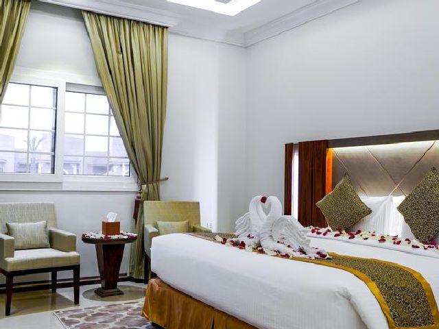 منتجع واحة ميرال للفلل الفندقية أحد افضل منتجعات بالطائف