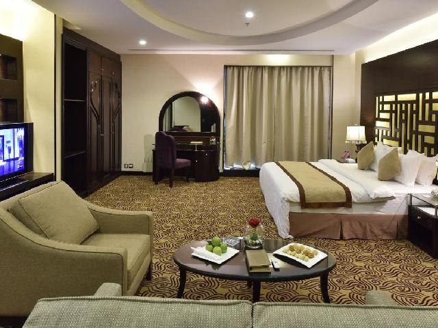 فندق اوالف الطائف المُصنف بأنه افضل منتجع بالطايف