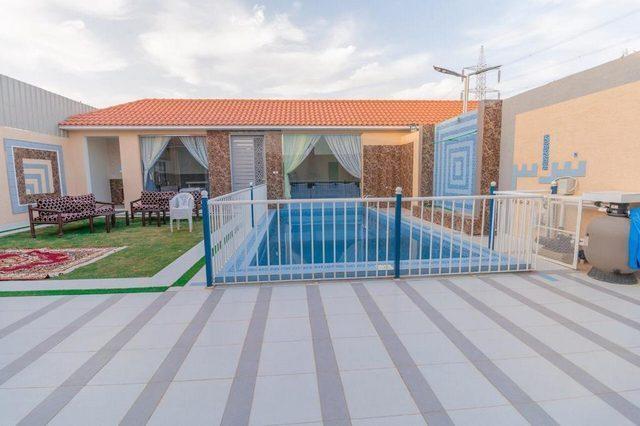 شاليه العاب مائيه شمال الرياض تضمن لك ولأسرتك وقت من المرح
