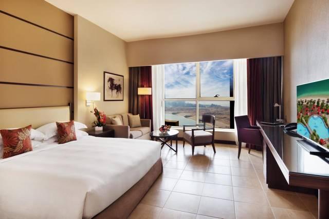 يُعد  فندق الخالدية بالاس ابوظبي افضل منتجعات ابو ظبي