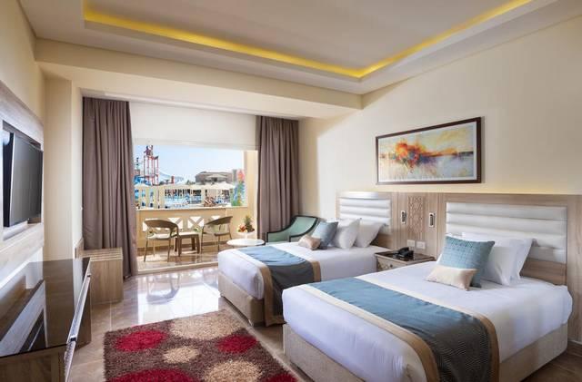 سلسلة فندق الباتروس الغردقة الرائعة تضم  الباتروس اكوا بارك الغردقة