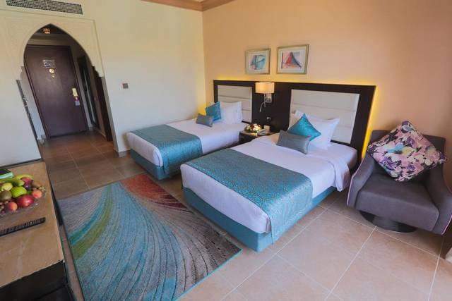 بيتش الباتروس جاردن الغردقة يتميّز بالرقي والفخامة والغرف ذات التجهيزات العصرية
