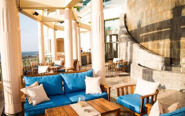 فندق فورسيزون الاسكندرية افضل فنادق الاسكندرية لها شاطئ خاص