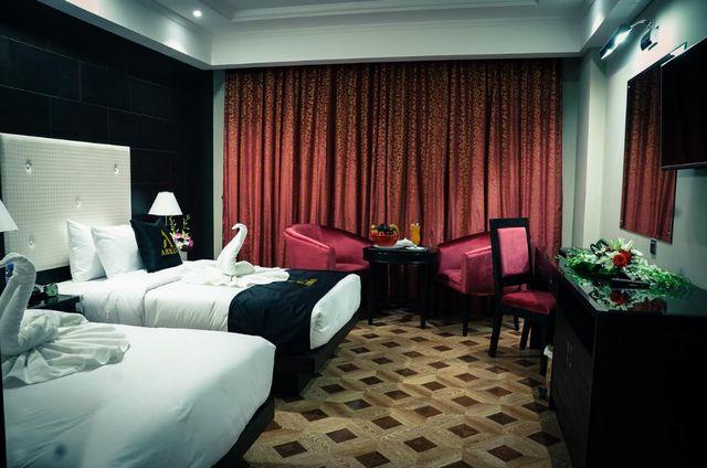 السكن في البحرين قرار صائب لمن يبحث عن أجواء من المتعة، هذا تقرير مفصل عن فندق ارمان الجفير