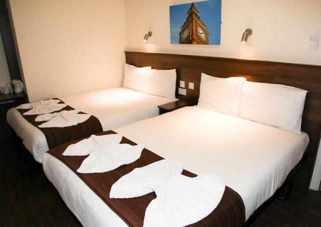 شقق اسكوت لندن من أفضل فنادق لندن ثلاث نجوم