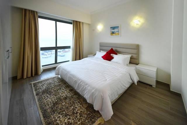 يُعد  روز بيتش تاور  من أفضل فنادق البحرين لكونها تتميز بموقع رائع