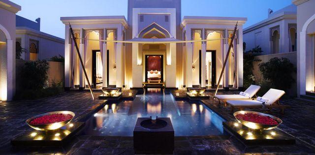 احصل على اجمل منتجع البحرين مسبح خاص بإطلالة رائعة