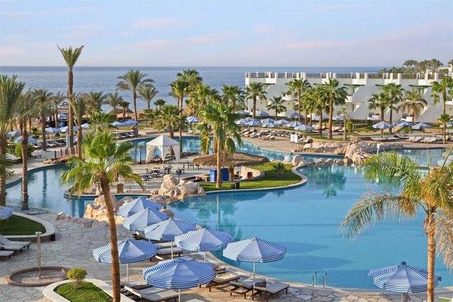 16 من أرقى فنادق شرم الشيخ على البحر مباشرة