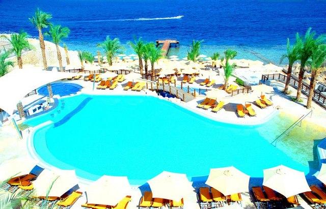 قائمة من اجمل فنادق شرم الشيخ على البحر