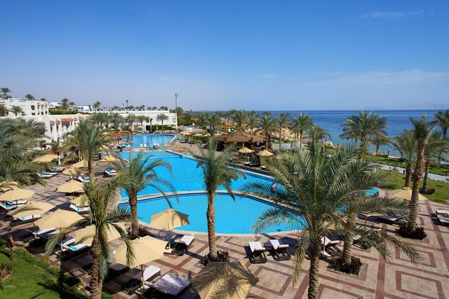 قمنا بعرض 16 من أجمل فنادق شرم الشيخ صف اول على البحر