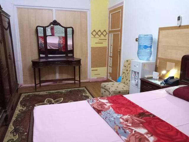 شقق المندرة نير ذا سي من فنادق رخيصة بالاسكندرية على البحر ويضُم غرف بتجهيزات كاملة