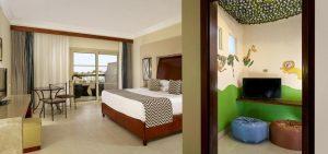 فندق كورال بيتش شرم الشيخ من أهم سلاسل الفنادق بالمدينة التي تناسب العائلات
