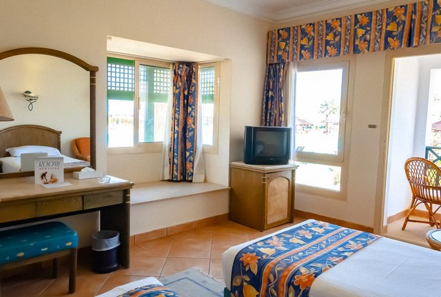 سلسلة فندق كورال بيتش ريزورت شرم الشيخ تتميز جميعها بوجود مناطق شاطئية خاصة