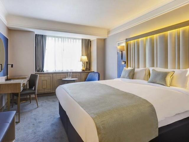 يتميز فندق دانوبيوس ريجنت بارك لندن بإطلالاته الساحرة على المدينة