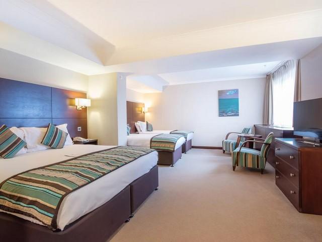 تعرف على فندق دانوبيوس ريجنت بارك لندن بأماكن إقامته الفاخرة