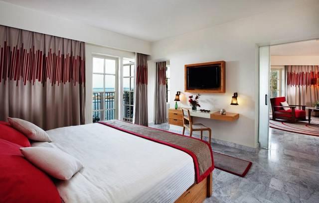 يُعد  فندق موفنبيك الجونة من فنادق الجونة بالغردقة الراقية بسبب غُرفها المُتنوعة