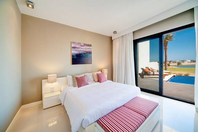 يُعد فندق انشنت ساند الجونة من افضل فنادق في الجونة لإطلالته الخلابة