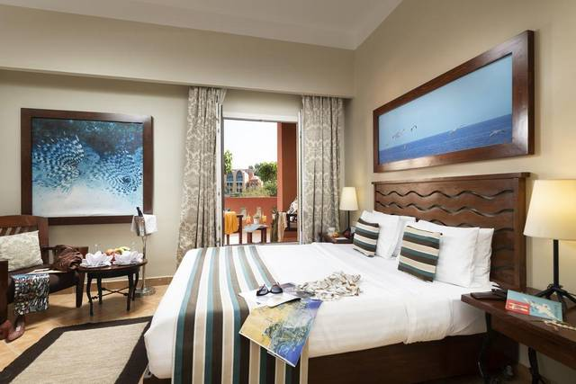 يُعد  فندق اوشن فيو الجونة افضل فنادق الجونه  لكونه يتميز بموقع رائع