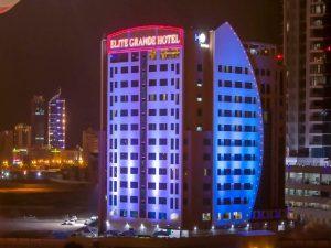 نقدم لك تقرير عن فندق اليت جراند البحرين