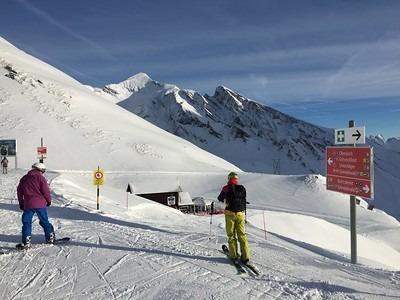 منتجع التزلج جريندلوالد سويسرا