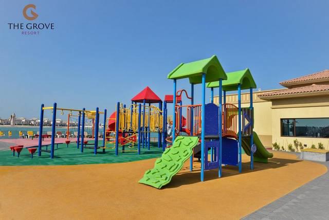 يعد منتجع جروف بالبحرين من افضل فنادق أمواج البحرين