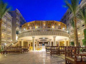 تقرير عن فندق هاواي لو جاردن الغردقة