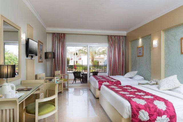 فنادق خليج نعمة شرم الشيخ فئة 5 نجوم توفر إقامة فاخرة