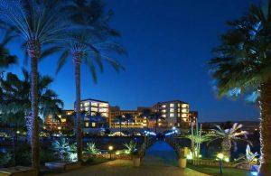 تتميّز فنادق الممشى السياحى بالغردقة بالرُقيّ