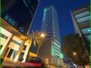 تقرير عن سلسلة فندق ايبس البحرين