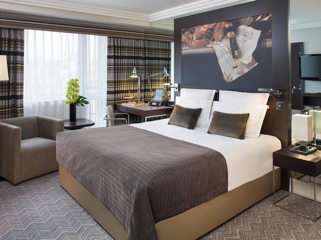 يعتبر فندق جميرا لاوندز لندن من فنادق لندن الفاخرة والأنيقة