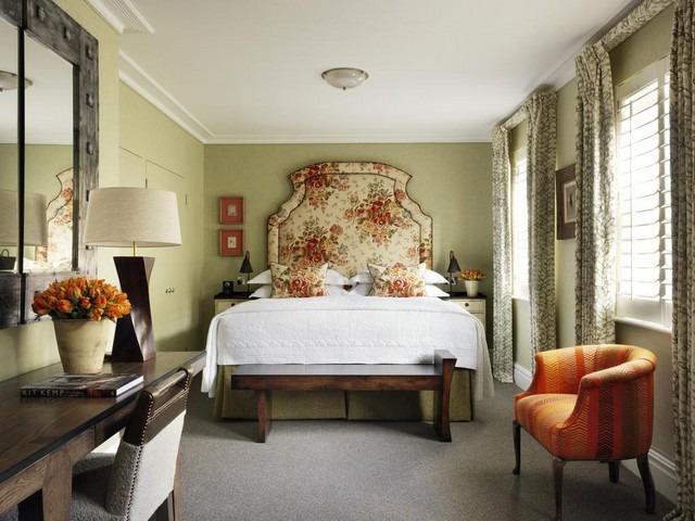 يتميز فندق نايتسبريدج لندن بديكوراته العصرية ذات الألوان المُريحة