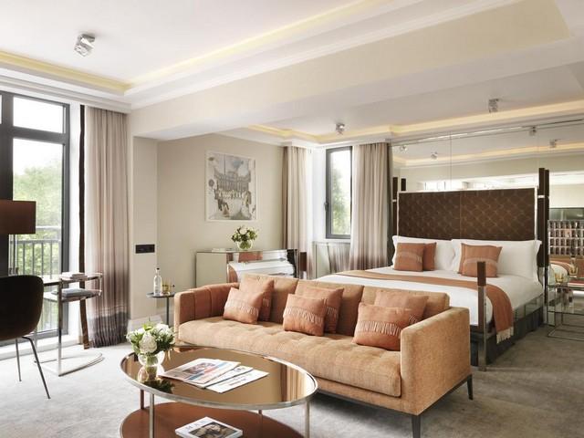 نُخبة من أجمل فنادق لندن خمس نجوم