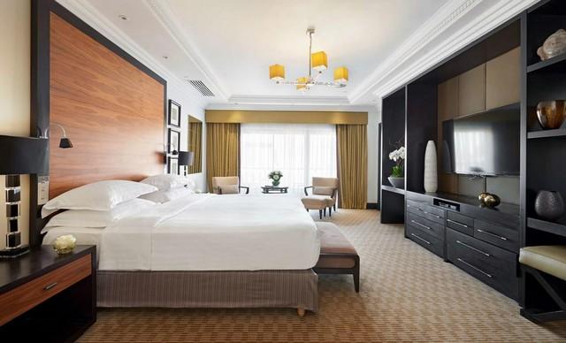 يُمكنك التوصل إلى أرقى فنادق في لندن خمس نجوم