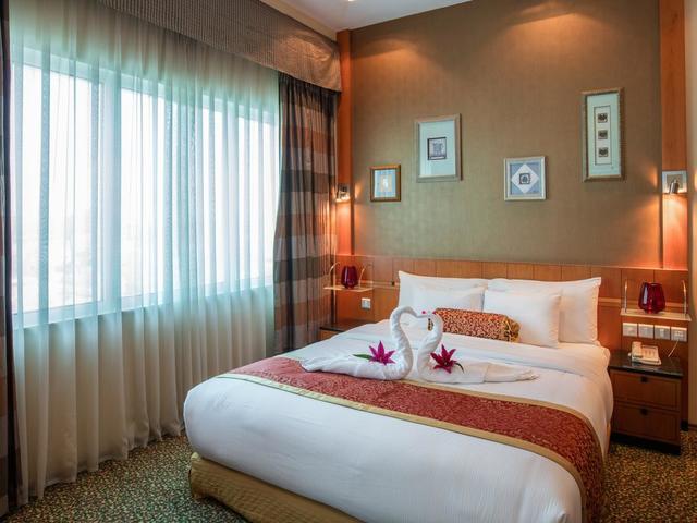 يتميز فندق جلف كورت البحرين بمرافق مميزة و حديثة التصميم.
