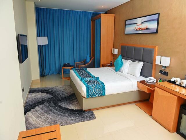 لماذا تختار الإقامة في فنق مشعل البحرين؟ غرف الإقامة و الإطلالات الساحرة ستجعلك تجزم أنه أفضل فندق في المنامة.