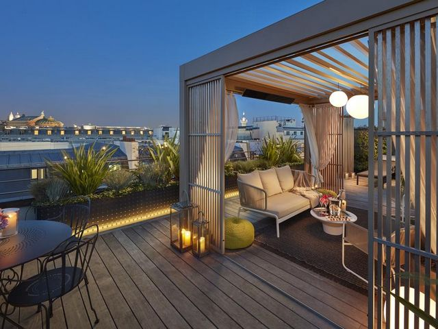 افضل مندرين اورينتال باريس التي تتمتع بطراز كلاسيكي وموقع مثالي من المطاعم والمعالم السياحية