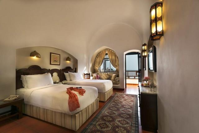 افضل فندق في خليج نعمه شرم الشيخ مع إطلالة شاطئية رائعة