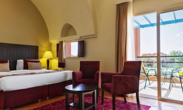 فنادق خليج نبق في شرم الشيخ للإقامة العائلية