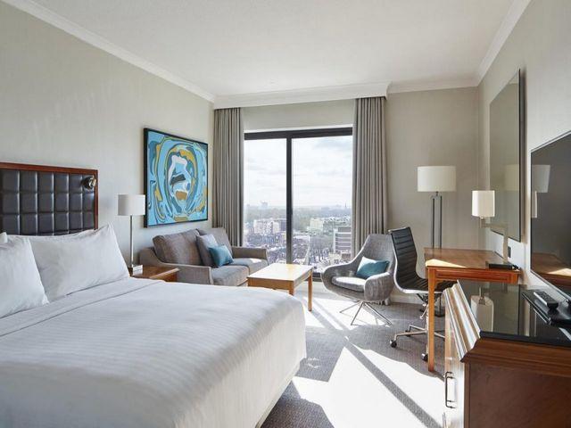 أجمل الغرف والإطلالات في فنادق لندن اكسفورد