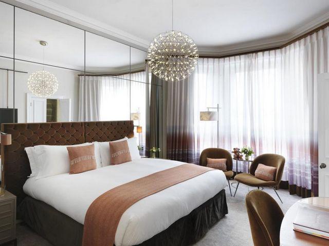 ذا اثينيوم لندن من أكثر فنادق شارع اكسفورد لندن عصرية