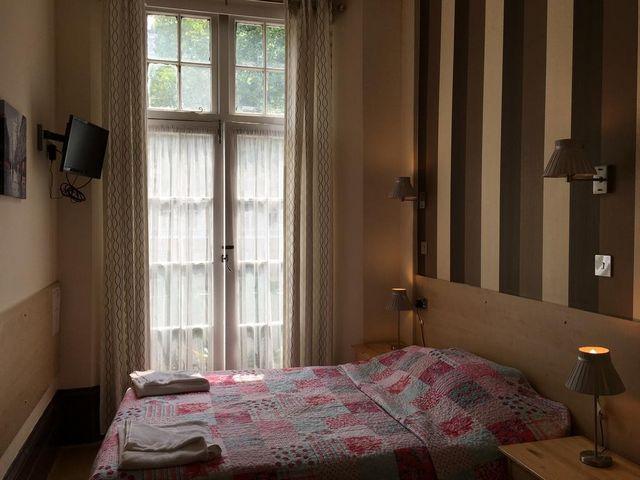 فندق سانت جورج من فنادق في اكسفورد المناسبة للميزانية القليلة.