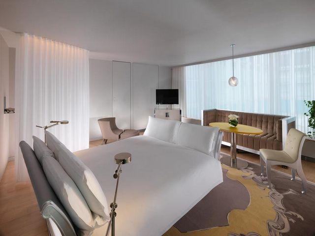 فندق ساندرسون لندن من أكثر فنادق شارع اكسفورد لندن عصرية