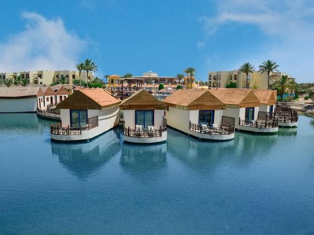 يوفر فندق بانوراما الجونة مرافق فاخرة وأنيقة بتصميمات استثنائية