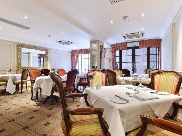 يوفر بارك لين ميوز لندن مطعماً مميزاً للمأكولات الإنكليزية